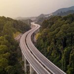 This viewpoint in Rawang has the best views of the Rawang Bypass 4