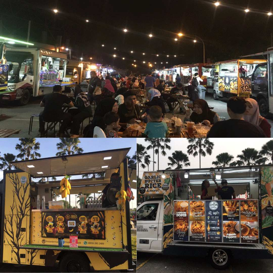 10 Food Truck Hotspots in KL & Selangor That Are Perfect For Late Night Hangouts 8